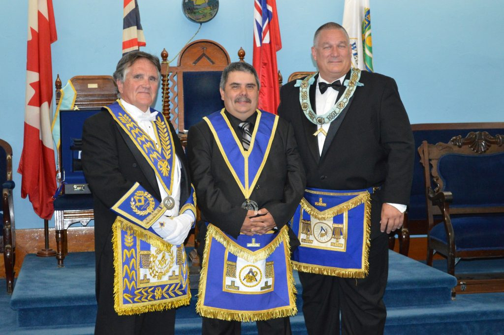 Grand Stewards of South Huron District